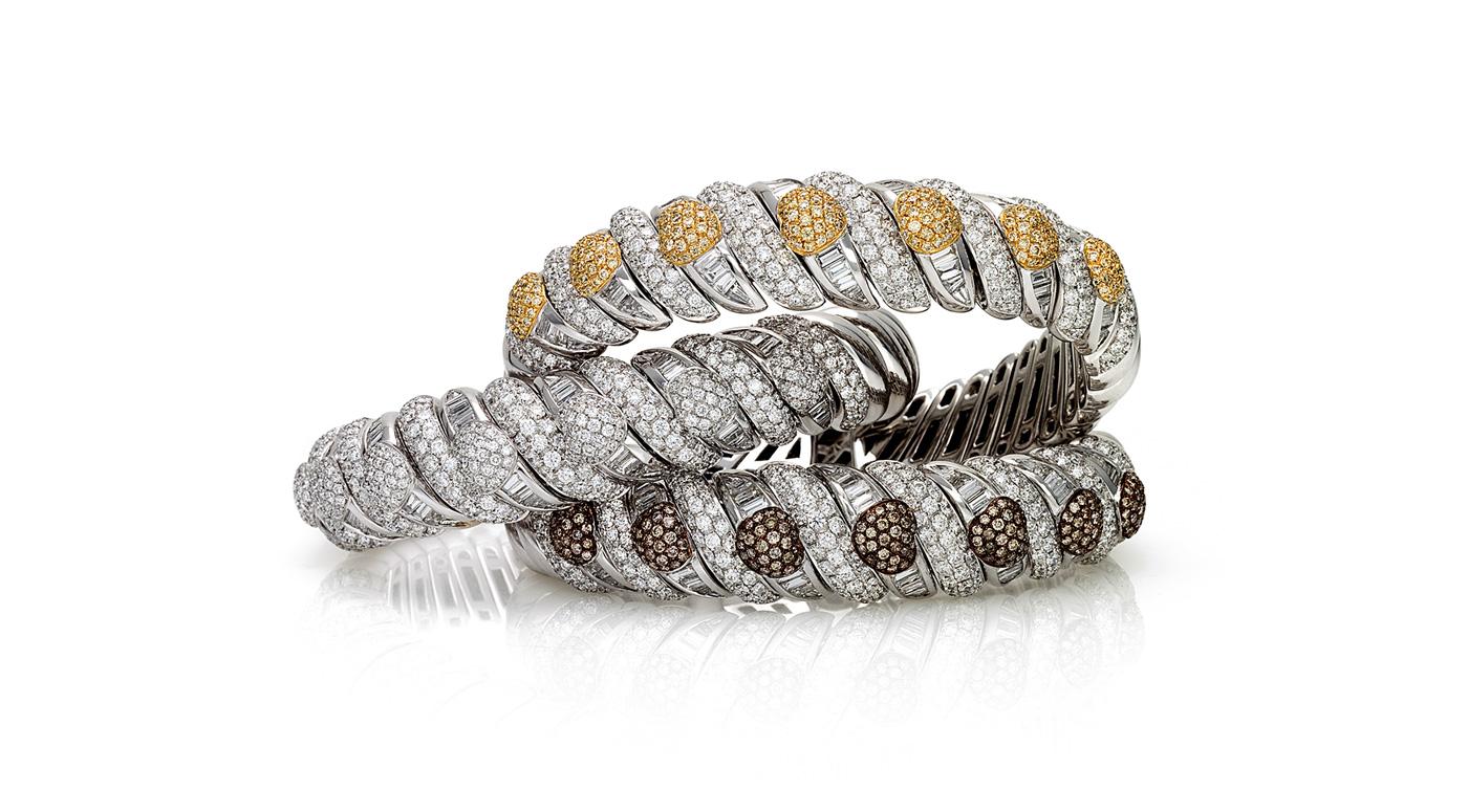 diamonds bracelets